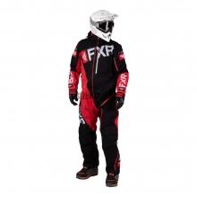Комбинезон мужской легкий FXR Ranger Instinct black/red/lt grey