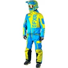 Комбинезон мужской легкий FXR Ranger Instinct BlueHi-vis