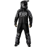 Комбинезон мужской с утеплителем FXR Clutch Black Ops