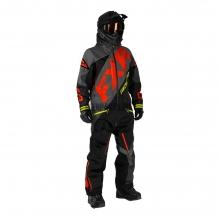 Комбинезон мужской утепленный FXR CX charcoal/black/lava/hi-vis