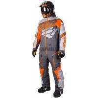 Комбинезон мужской утепленный FXR CX Charcoal/Grey/Orange