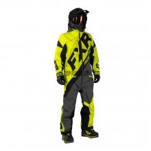 Комбинезон мужской утепленный FXR CX hi-vis/black/charcoal