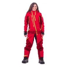 Комбинезон женский Dragonfly Extreme woman red