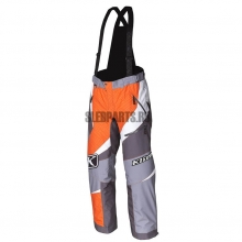 Штаны KLIM KAOS pant/bib orange