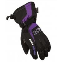 Перчатки женские FXR Nitro black/purple