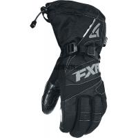 Перчатки мужские FXR Fuel black/char