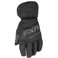 Перчатки мужские FXR Octane black