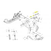 Втулка верхнего рычага Ski-doo / Lynx