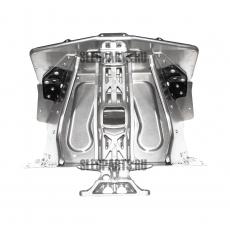 Подрамник S-модуль Ski-Doo Lynx