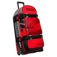 Сумка Ogio Rig 9800 на колесиках Red/Hub