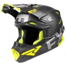Шлем FXR Blade 2.0 Carbon evo black/hi-vis