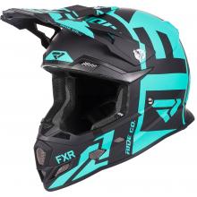 Шлем FXR Boost Clutch black/mint