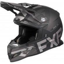 Шлем FXR Boost Evo helmet black ops