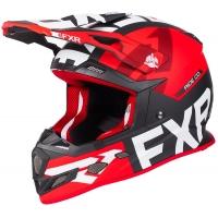 Шлем FXR Boost Evo helmet black/red