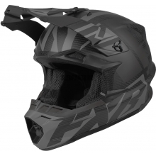 Шлем FXR Carbon Race Div black ops