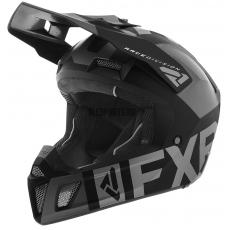 Шлем FXR Clutch Evo black ops