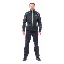 Куртка Dragonfly Explorer мужская softshell black/green