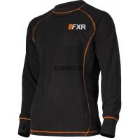 Термобелье верх FXR Pyro Thermal black/orange