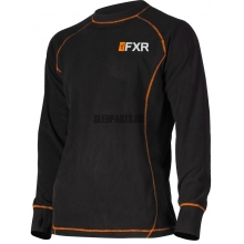 Термобелье верх FXR Pyro Thermal black/orange