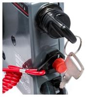 Пульт ДУ Skipper для Yamaha 703, без кнопки гидроподъема, толкает газ