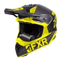 Шлем FXR Helium Carbon