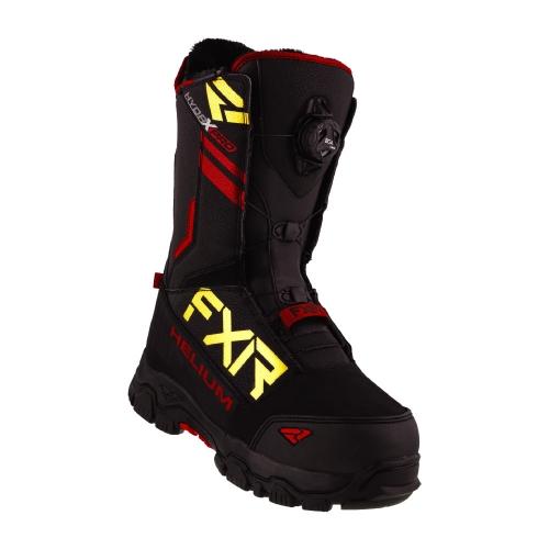 Ботинки FXR Helium BOA с утеплителем
