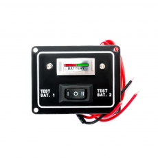 Панель контроля заряда аккумулятора Skipper