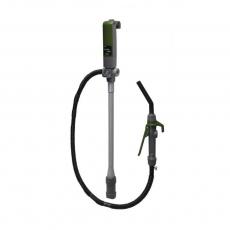Насос для перекачки топлива электрический 12л/мин