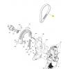 Ремень вариатора BRP Ski-doo / Lynx 850 E-Tec