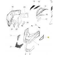 Фильтр воздушный Ski-doo/Lynx