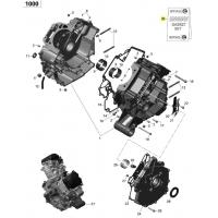 Комплект прокладок верхний Winderosa Can-Am 800-1000  (420684150)