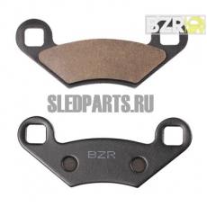 Тормозные колодки BZR Polaris, Stels