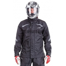 Куртка дождевик мембрана Dragonfly EVO BLACK 2019
