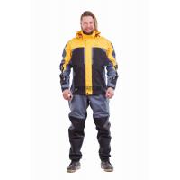 Куртка QUAD PRO YELLOW-GREY
