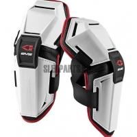 Защита локтей подростковая EVS option elbow guard white